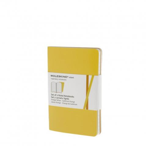 Volant Notebook, Pocket (Pautado)