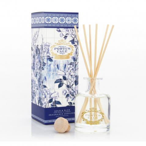 Fragrance Diffuser Gold&Blue 100ml