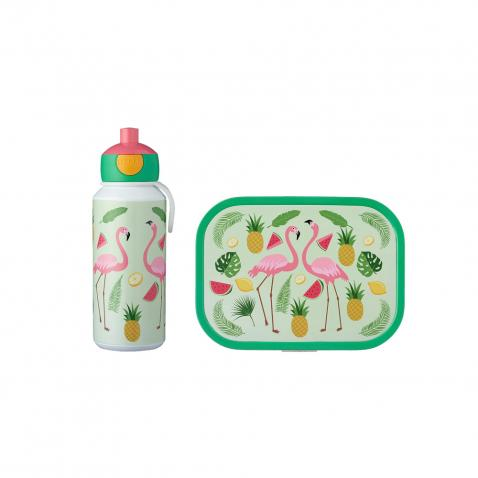 Lunchset Campus - Tropical Flamingo