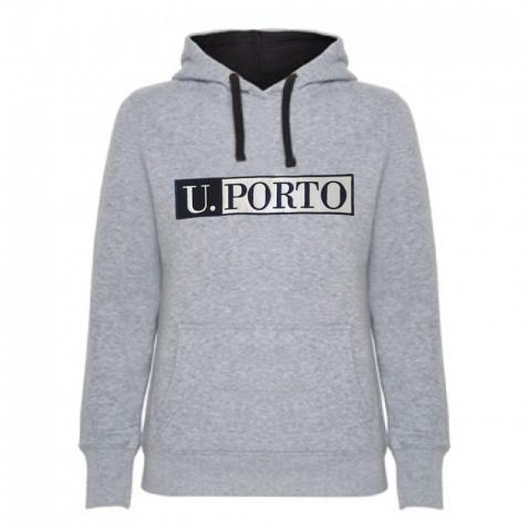 Sweat U.Porto | Cinzenta