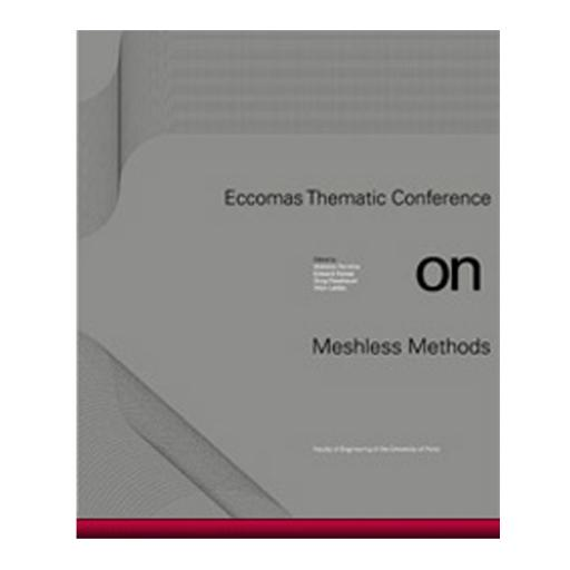 2nd Eccomas Thematic Conference On Meshless Method