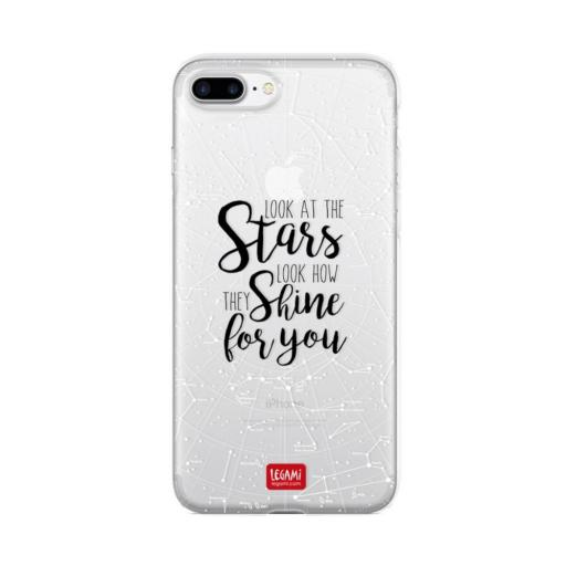 "Capa para iPhone 7 ""Look At The Stars..."""