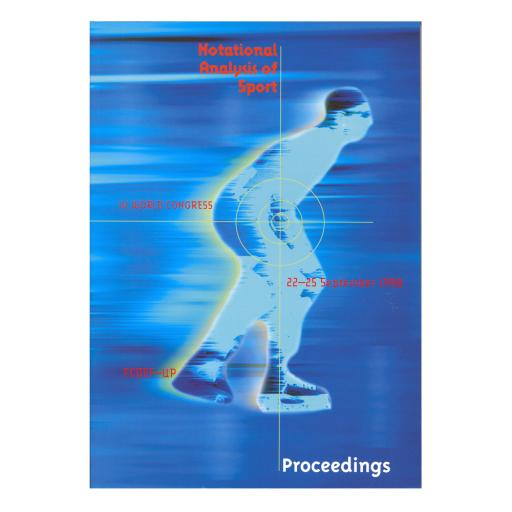 Notational Analysis of Sport: proceedings. IV/IV