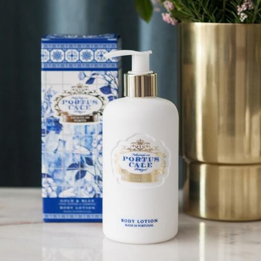 Portus Cale Gold&Blue 300mL | Body Lotion